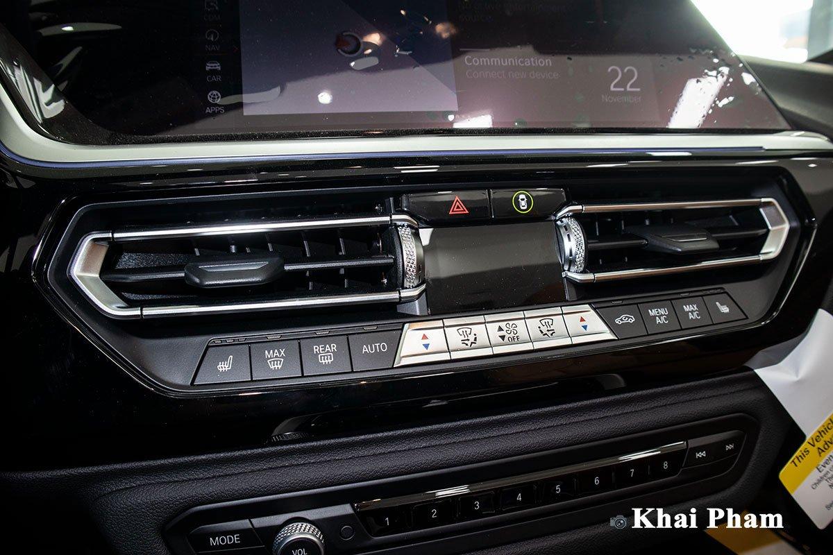 Ảnh Điều hòa xe BMW Z4 2021 a1