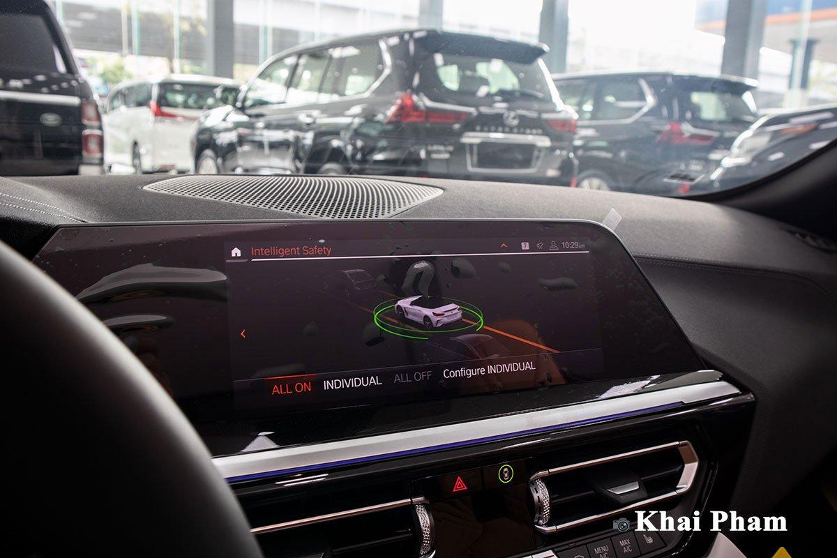 Ảnh Màn hình giải trí xe BMW Z4 2021
