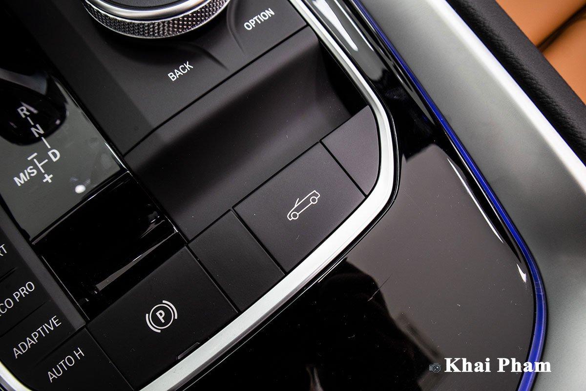 Ảnh Đóng/mở mui xe BMW Z4 2021 a1