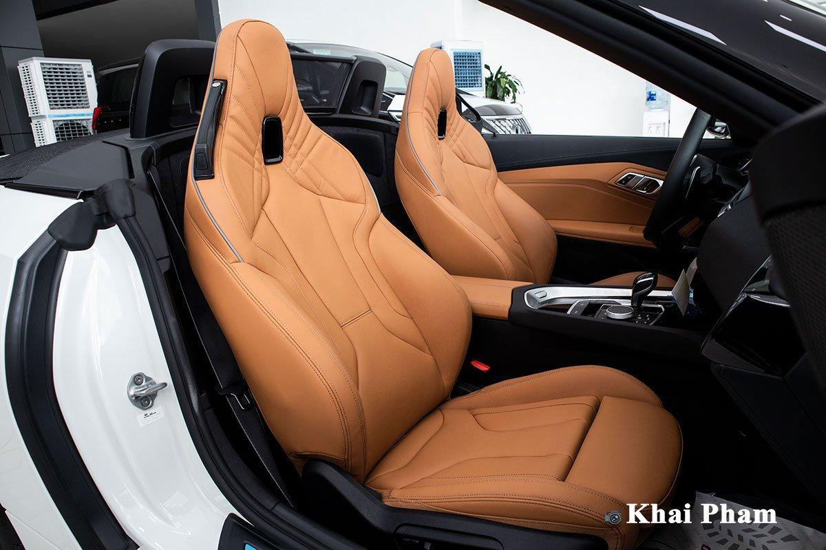 Ảnh Ghế phụ xe BMW Z4 2021