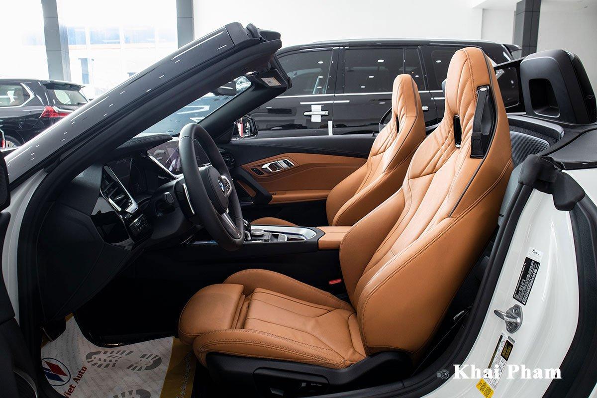 Ảnh Ghế lái xe BMW Z4 2021