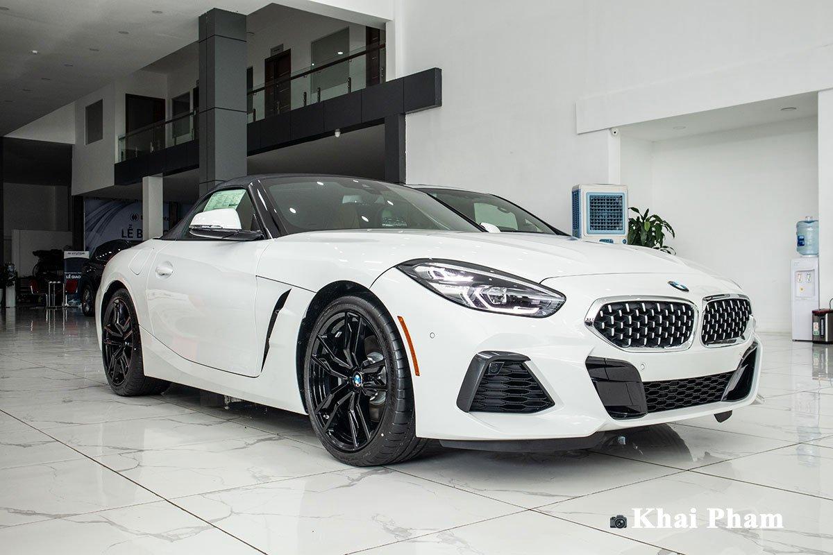 Ảnh Tổng quát xe BMW Z4 2021