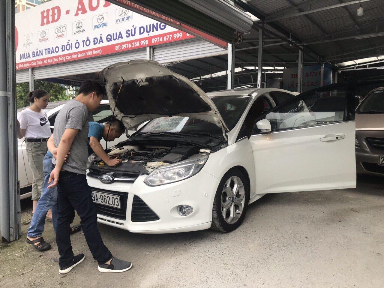 Các loại phí phải trả khi mua ô tô cũ