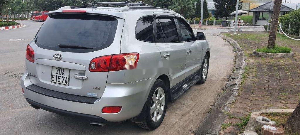 Bán Hyundai Santa Fe sản xuất 2008, xe nhập còn mới (1)