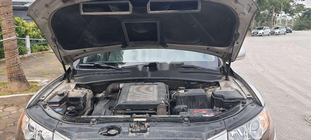 Bán Hyundai Santa Fe sản xuất 2008, xe nhập còn mới (3)