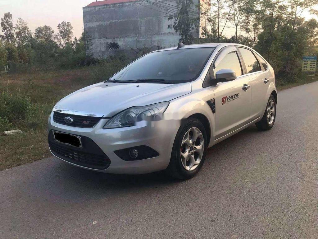 Cần bán xe Ford Focus sản xuất 2010, màu bạc chính chủ, 263 triệu (7)