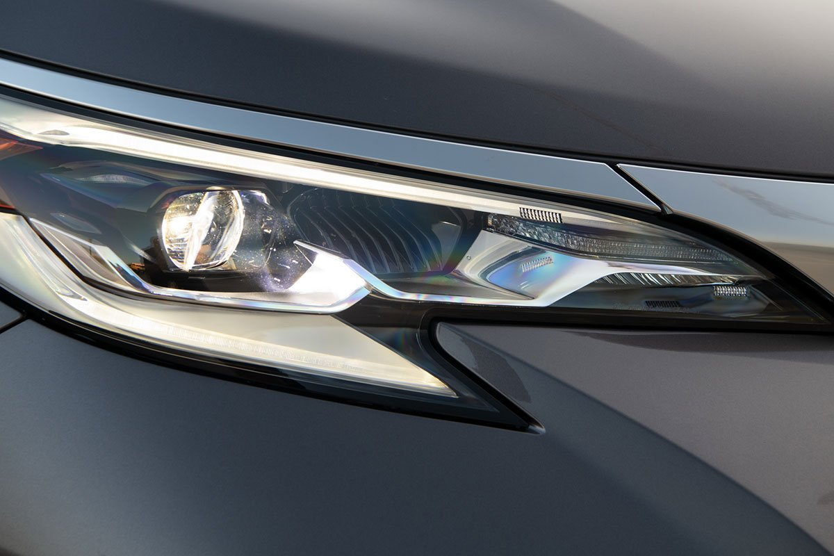 Ảnh Đèn pha xe Toyota Sienna 2021