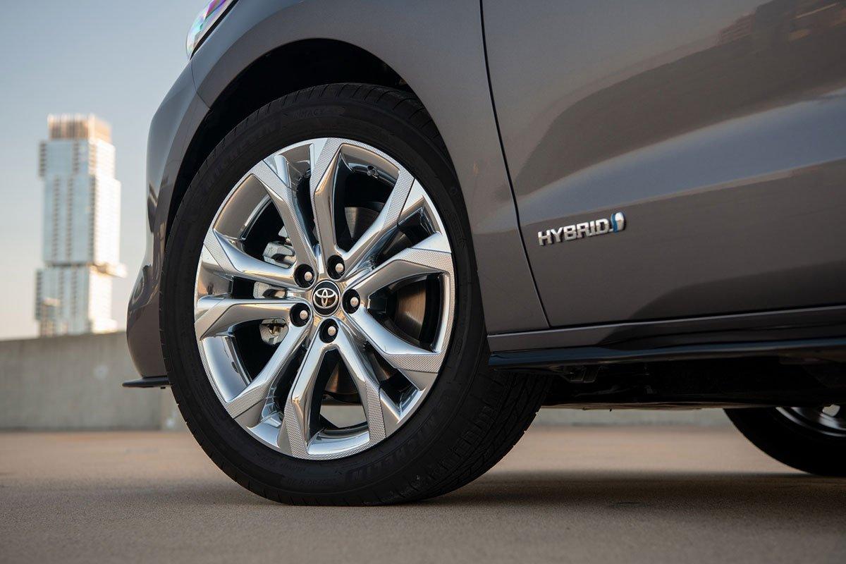 Ảnh La-zăng xe Toyota Sienna 2021