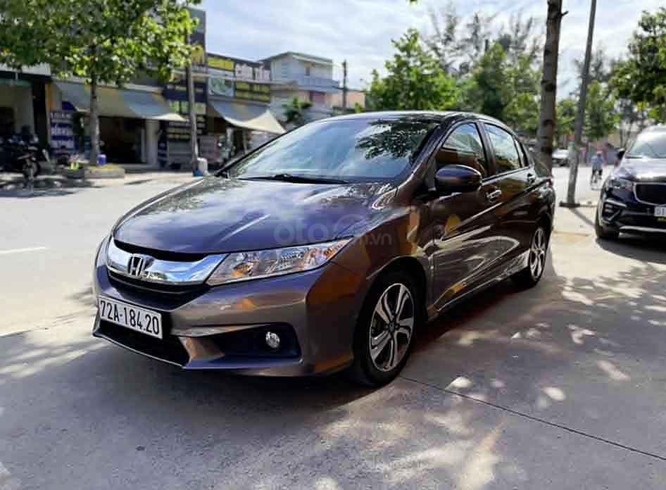 Bán ô tô Honda City sản xuất 2016, giá cạnh tranh (1)