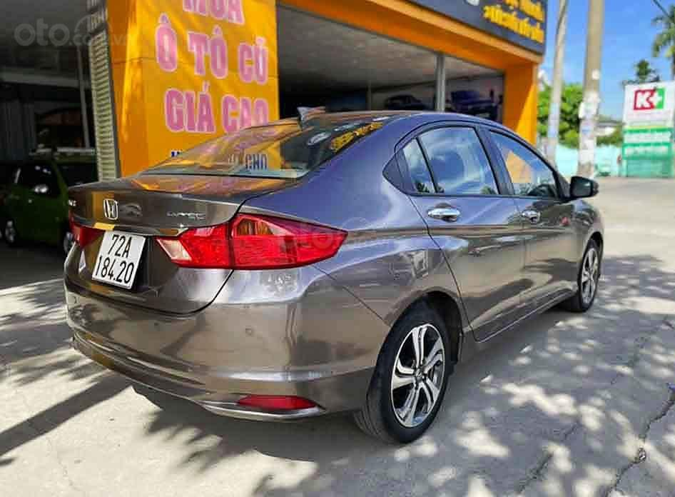 Bán ô tô Honda City sản xuất 2016, giá cạnh tranh (4)