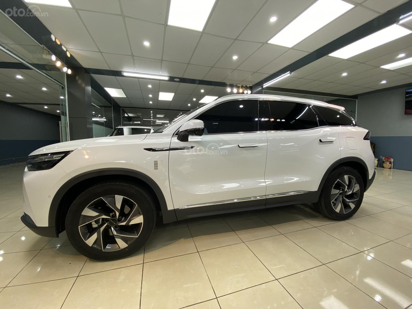 BAIC Beijing X7 2020 1.5 MT, động cơ xăng, màu trắng. Giá 528tr (3)