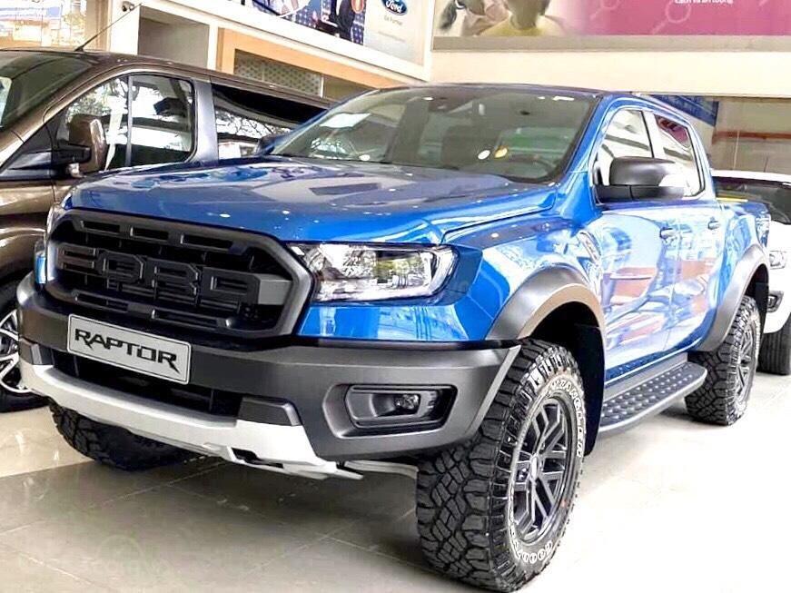 Sở hữu ngay Ford Ranger Raptor 2020 mới đủ màu, đủ loại - giao xe ngay (1)