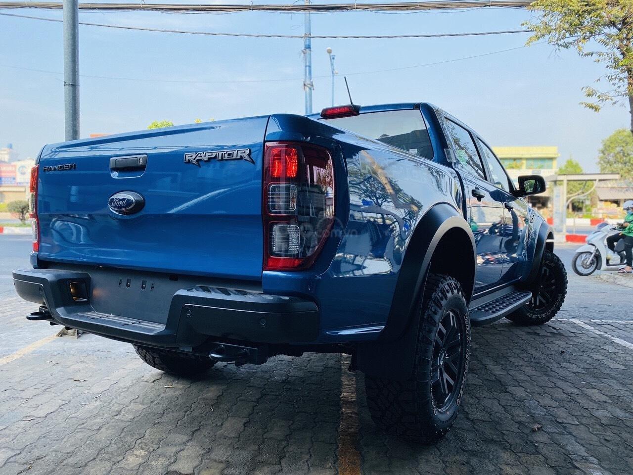 Sở hữu ngay Ford Ranger Raptor 2020 mới đủ màu, đủ loại - giao xe ngay (3)