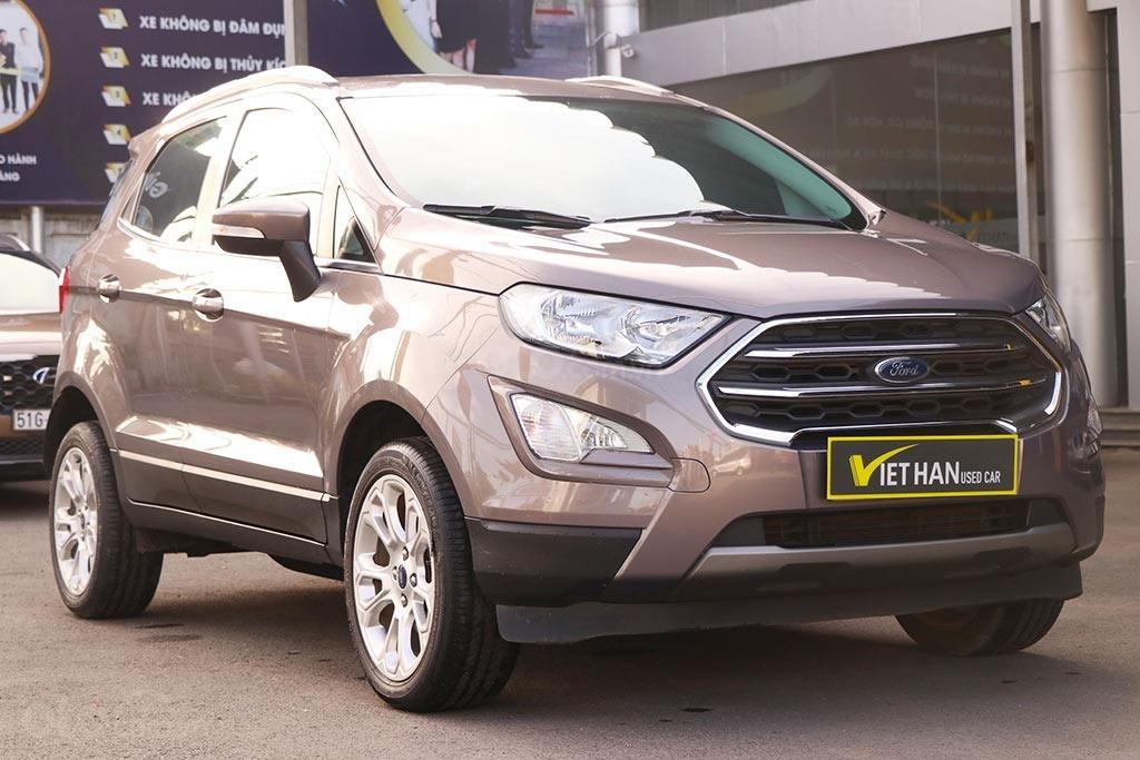 Ford EcoSport 1.5AT 2018 Titamium (1)