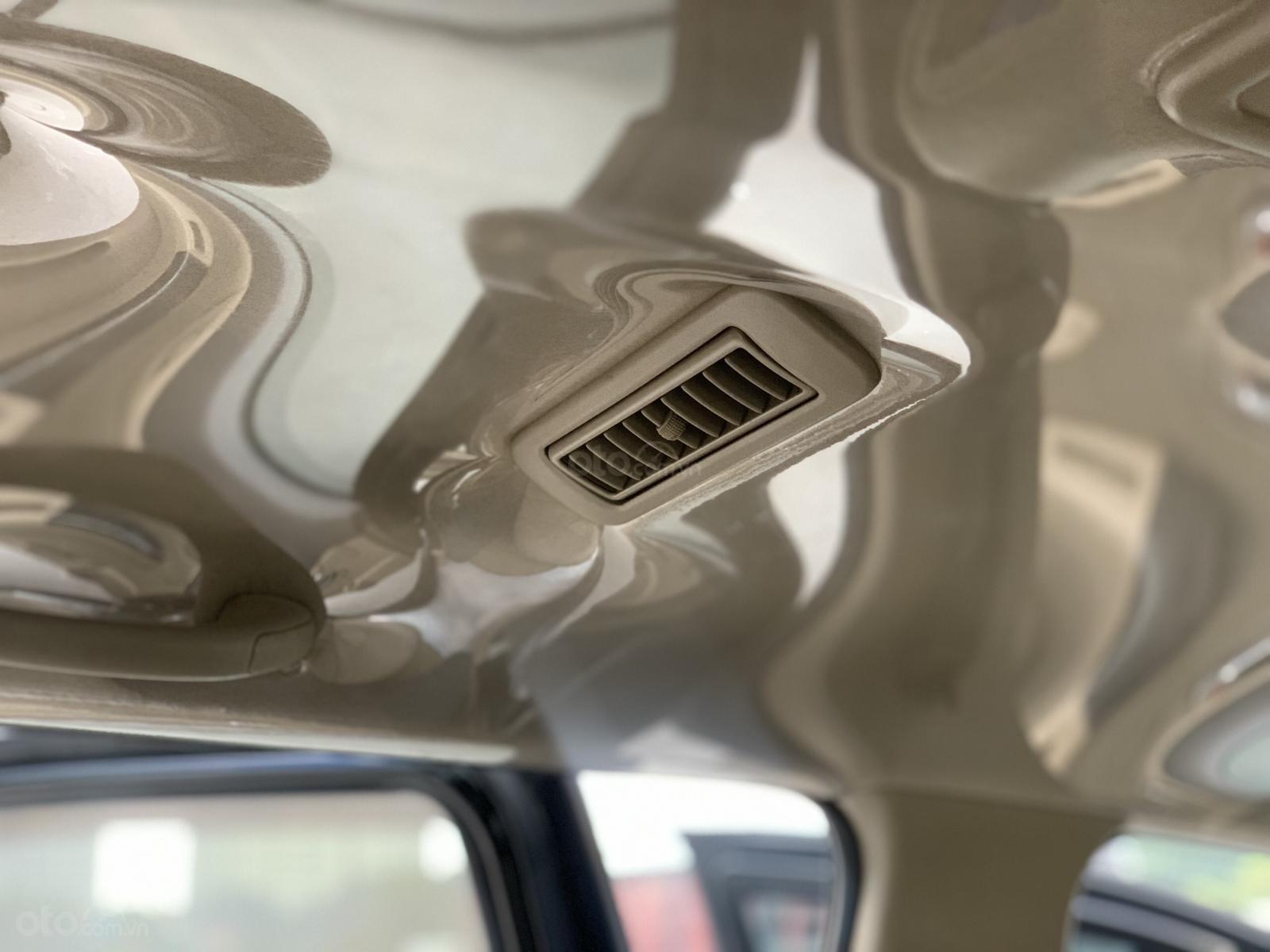 Fortuner V 1 cầu máy xăng, số tự động 2013, hàng siêu đẹp (15)