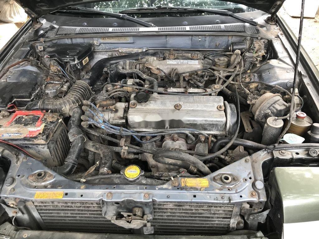 Bán Honda Accord sản xuất 1989, màu xám, nhập khẩu (6)
