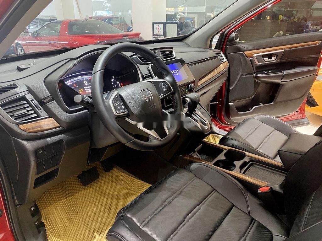 Bán Honda CR V năm 2019, màu đỏ chính chủ, giá chỉ 930 triệu (7)