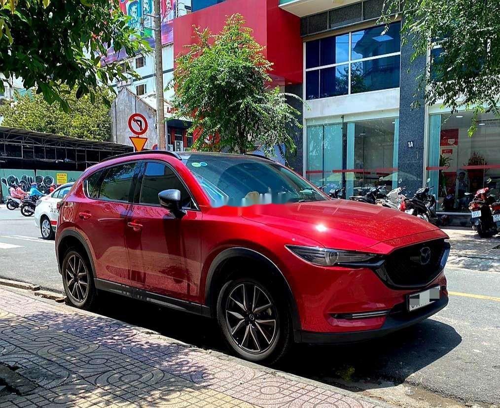 Cần bán xe Mazda CX 5 đời 2019, màu đỏ, nhập khẩu, giá 878tr (4)