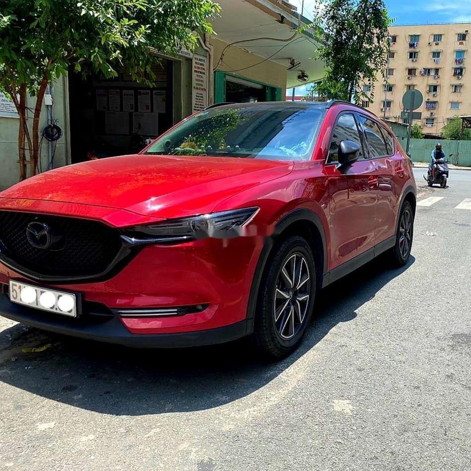 Cần bán xe Mazda CX 5 đời 2019, màu đỏ, nhập khẩu, giá 878tr (2)