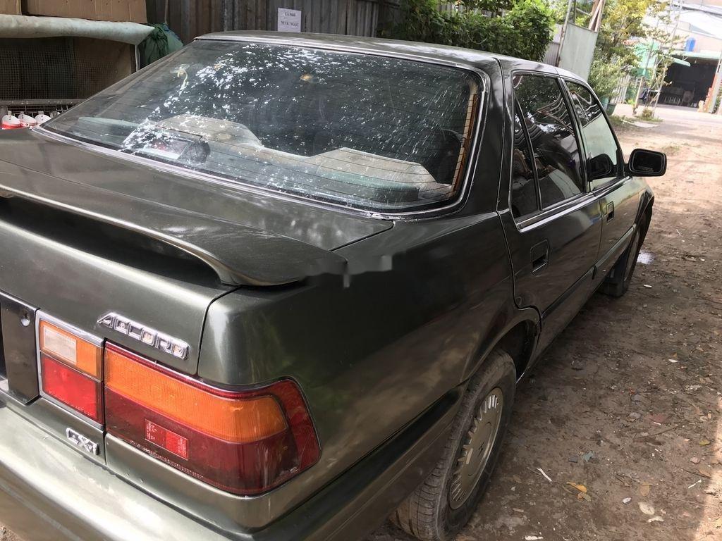 Bán Honda Accord sản xuất 1989, màu xám, nhập khẩu (1)