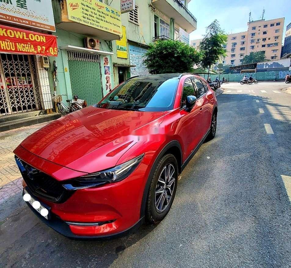 Cần bán xe Mazda CX 5 đời 2019, màu đỏ, nhập khẩu, giá 878tr (1)