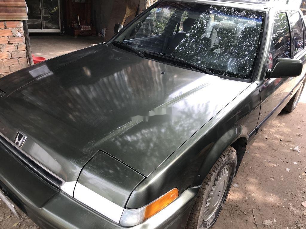 Bán Honda Accord sản xuất 1989, màu xám, nhập khẩu (4)
