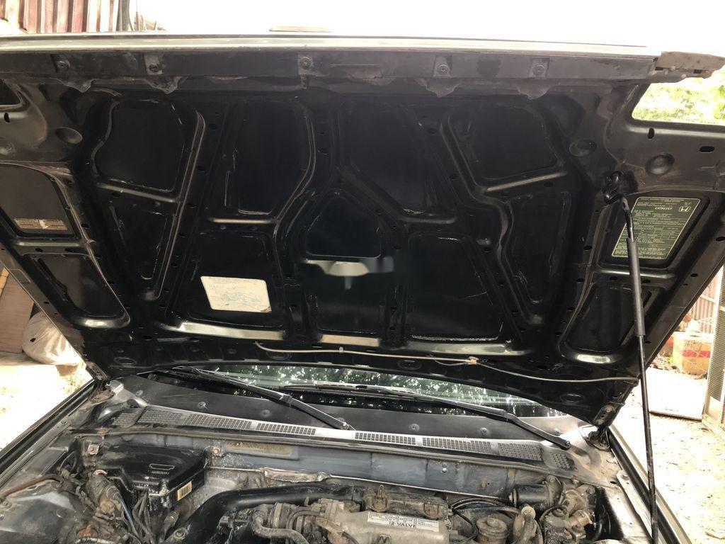 Bán Honda Accord sản xuất 1989, màu xám, nhập khẩu (5)