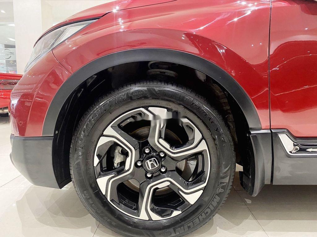 Bán Honda CR V năm 2019, màu đỏ chính chủ, giá chỉ 930 triệu (10)