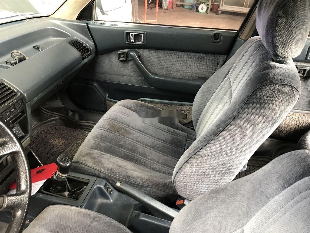 Bán Honda Accord sản xuất 1989, màu xám, nhập khẩu (12)