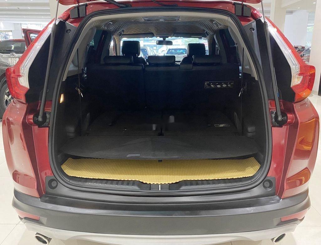 Bán Honda CR V năm 2019, màu đỏ chính chủ, giá chỉ 930 triệu (9)