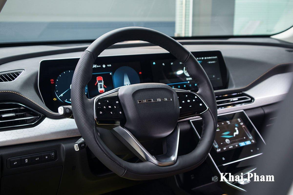 Nội thất xe BAIC Beijing X7 2020 - Ảnh 1.