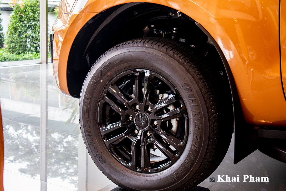 Ảnh La-zăng xe Ford Ranger Wildtrak 2021
