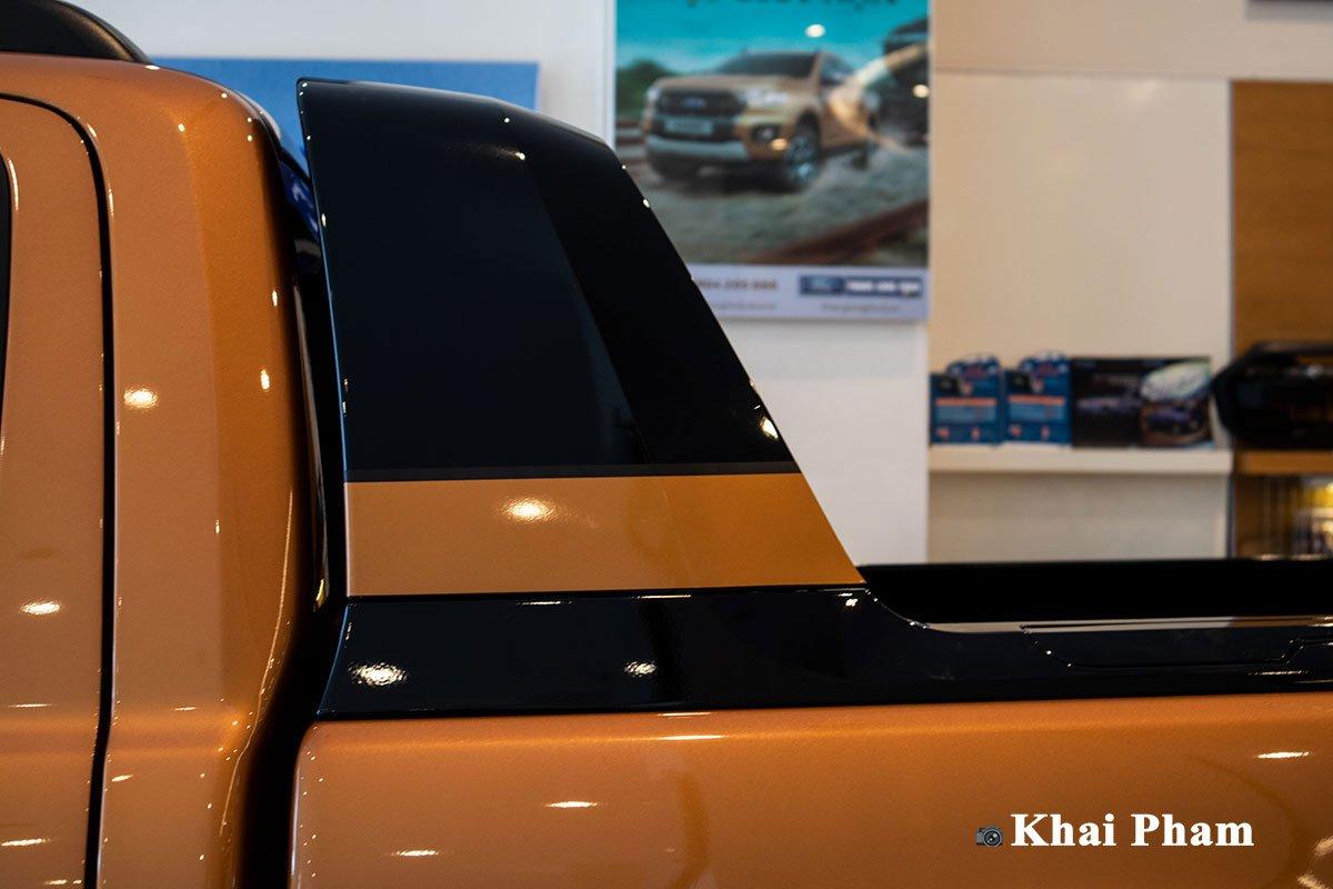 Ảnh Nắp thùng xe Ford Ranger Wildtrak 2021 a1