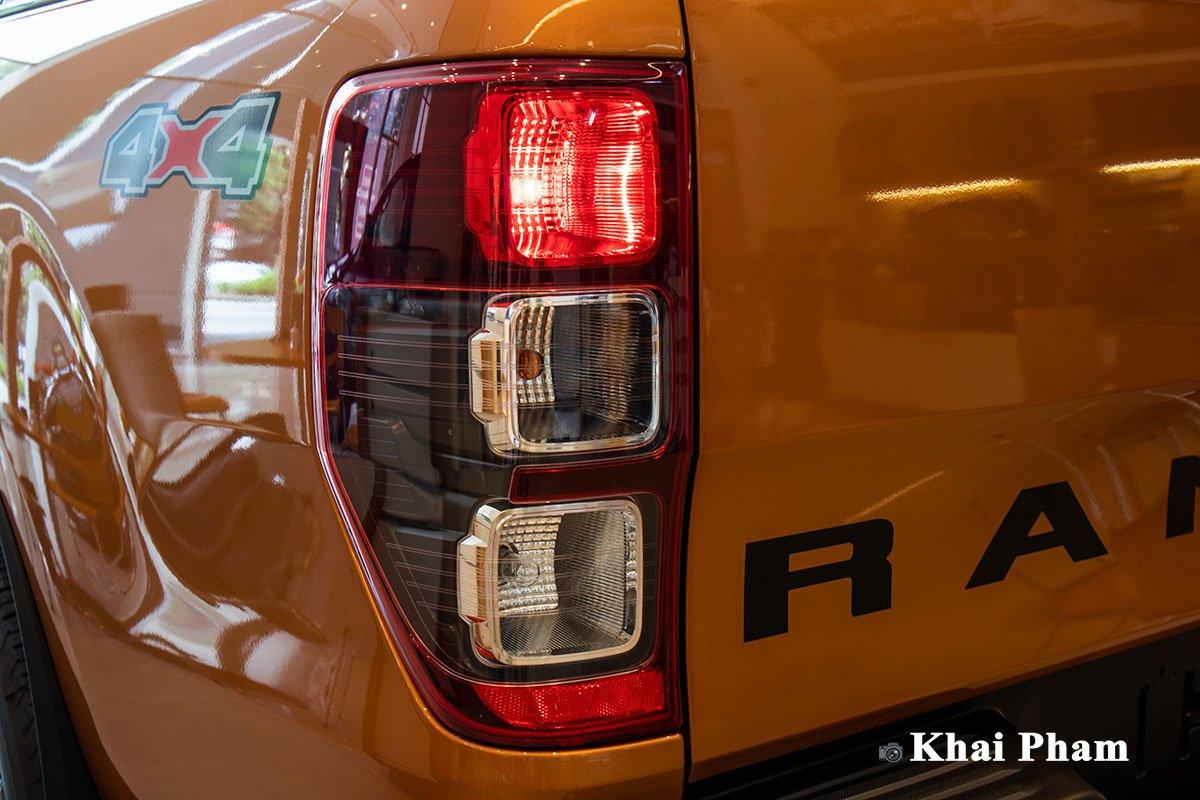 Ảnh Đèn hậu xe Ford Ranger Wildtrak 2021