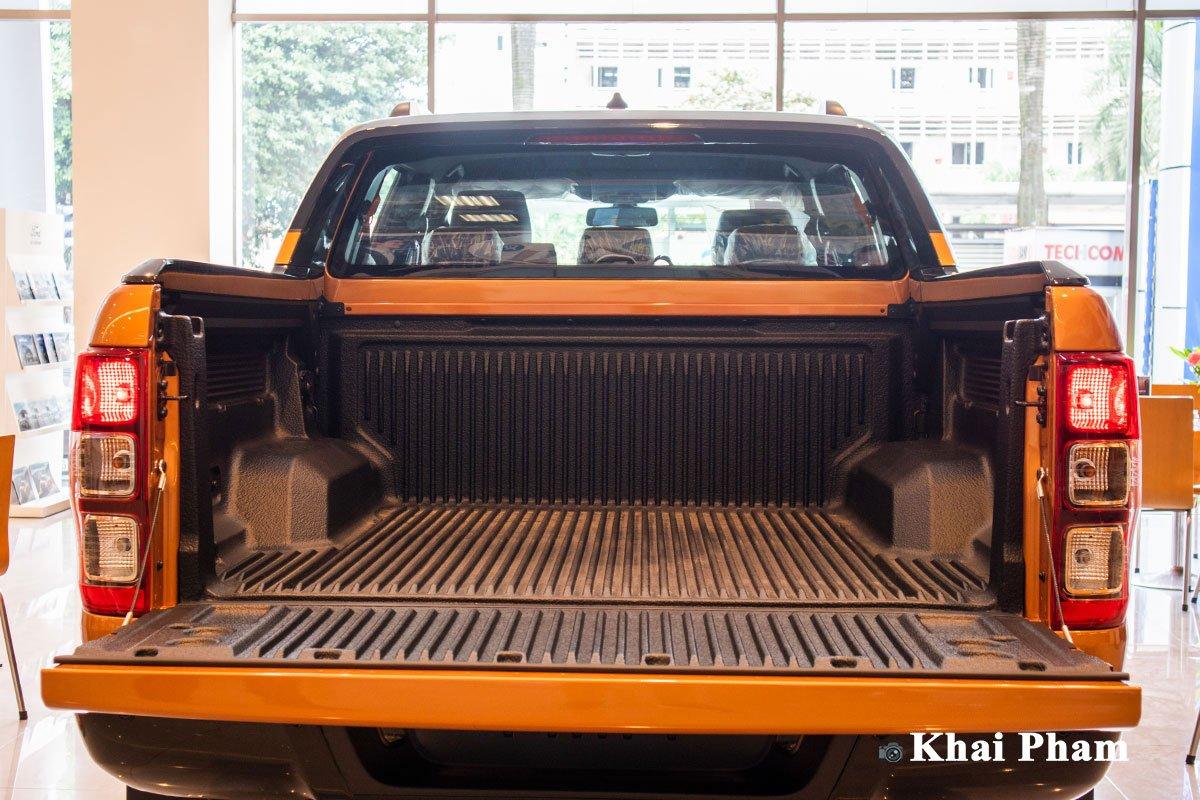 Ảnh Thùng sau xe Ford Ranger Wildtrak 2021 a1