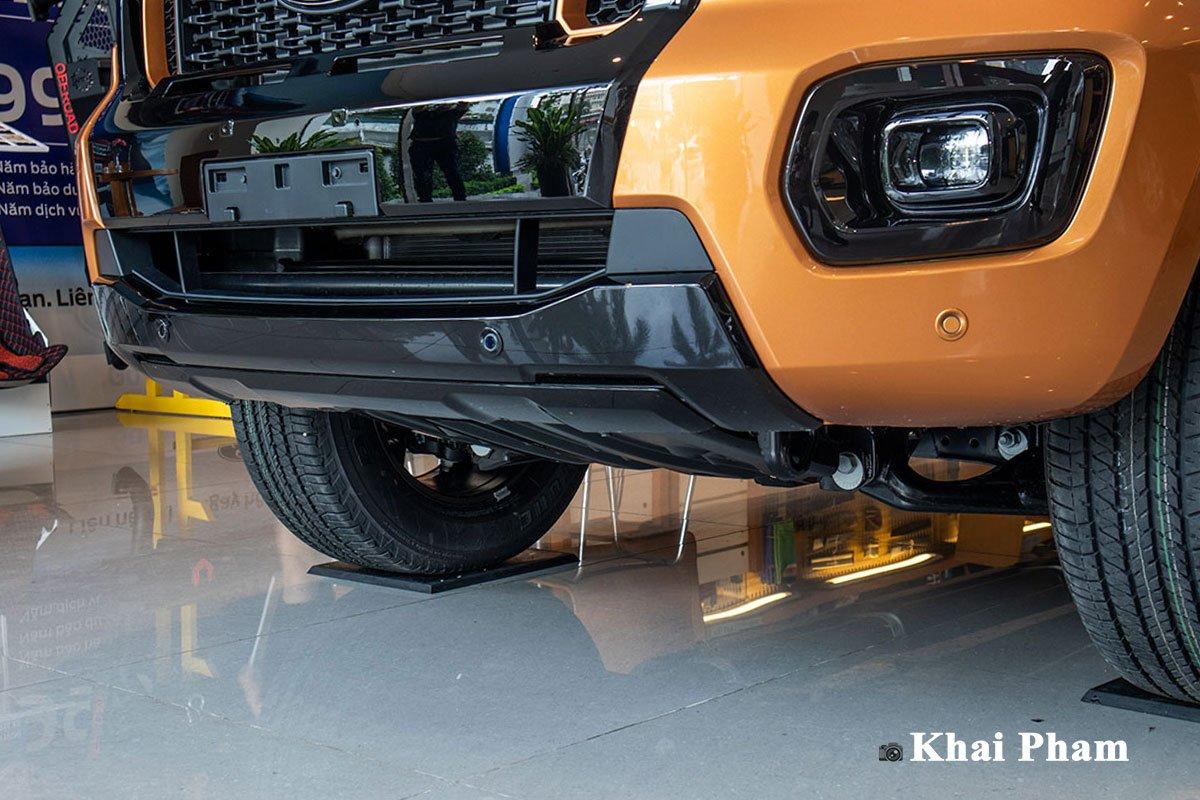 Ảnh Cản trước xe Ford Ranger Wildtrak 2021