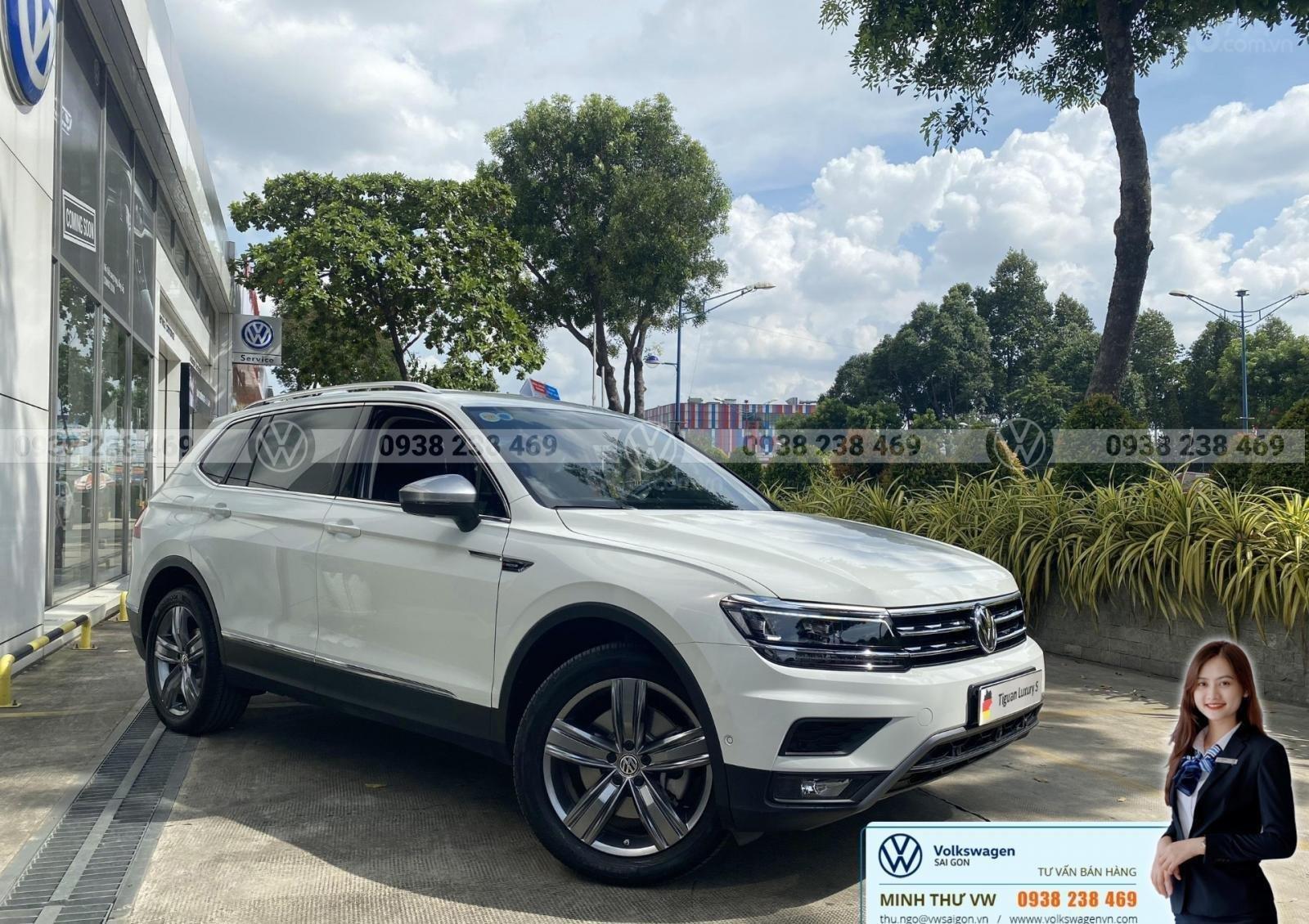 Vw Tiguan Luxury S màu trắng - Phiên bản cao cấp nhất - Ưu đãi lớn cuối năm  (8)