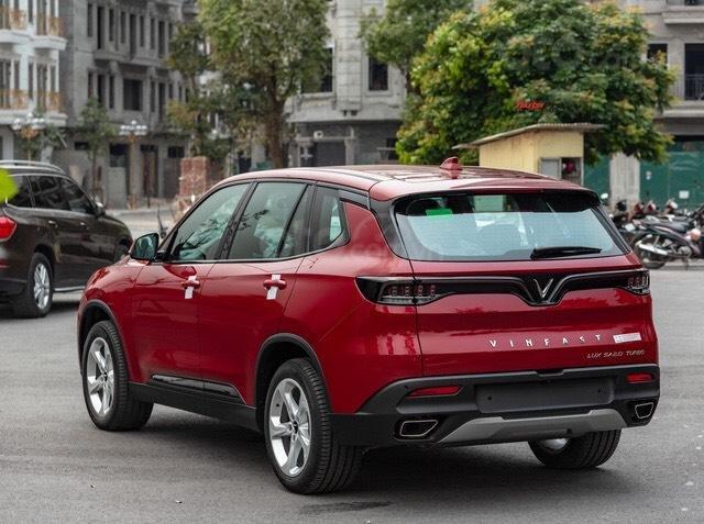 Vinfast Lux SA 2.0 giá tốt Miền Nam + Giảm đến 371 triệu tương đương 22% giá trị xe, chỉ có tại VinFast (2)