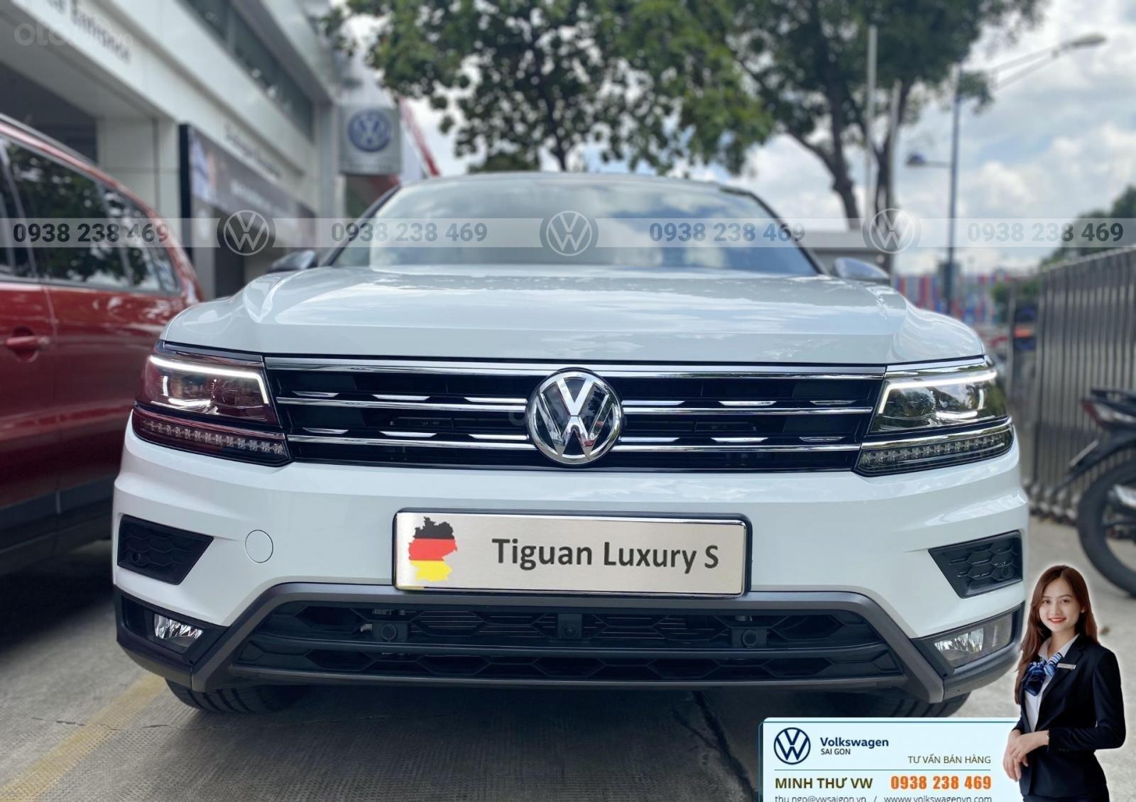 Vw Tiguan Luxury S màu trắng - Phiên bản cao cấp nhất - Ưu đãi lớn cuối năm  (5)
