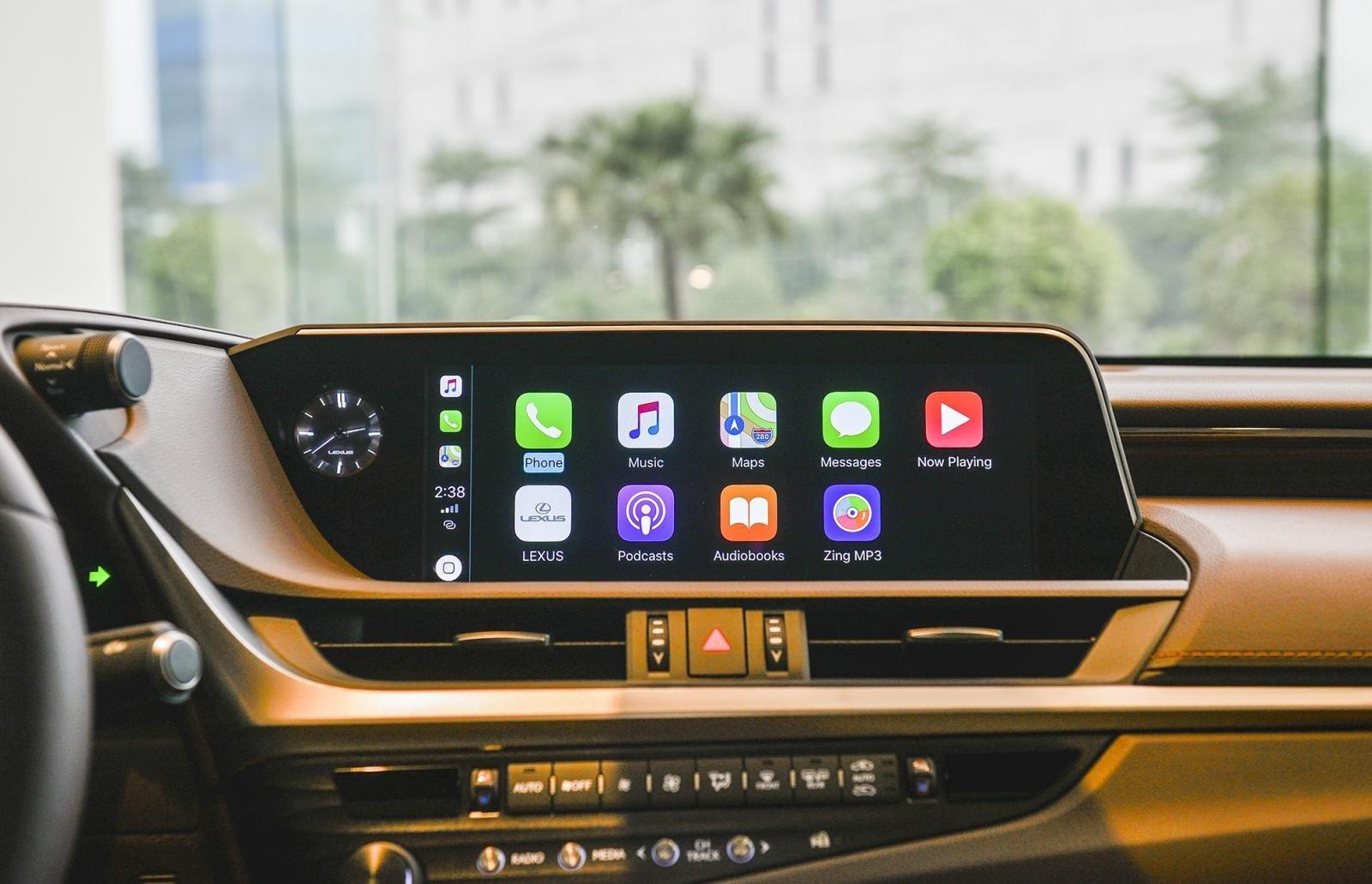 Nội thất Lexus ES 2021 mới nhất 1.