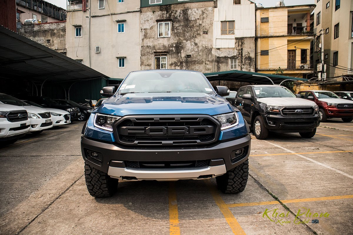 Ford Ranger Raptor 2021 âm thầm tăng giá bán.