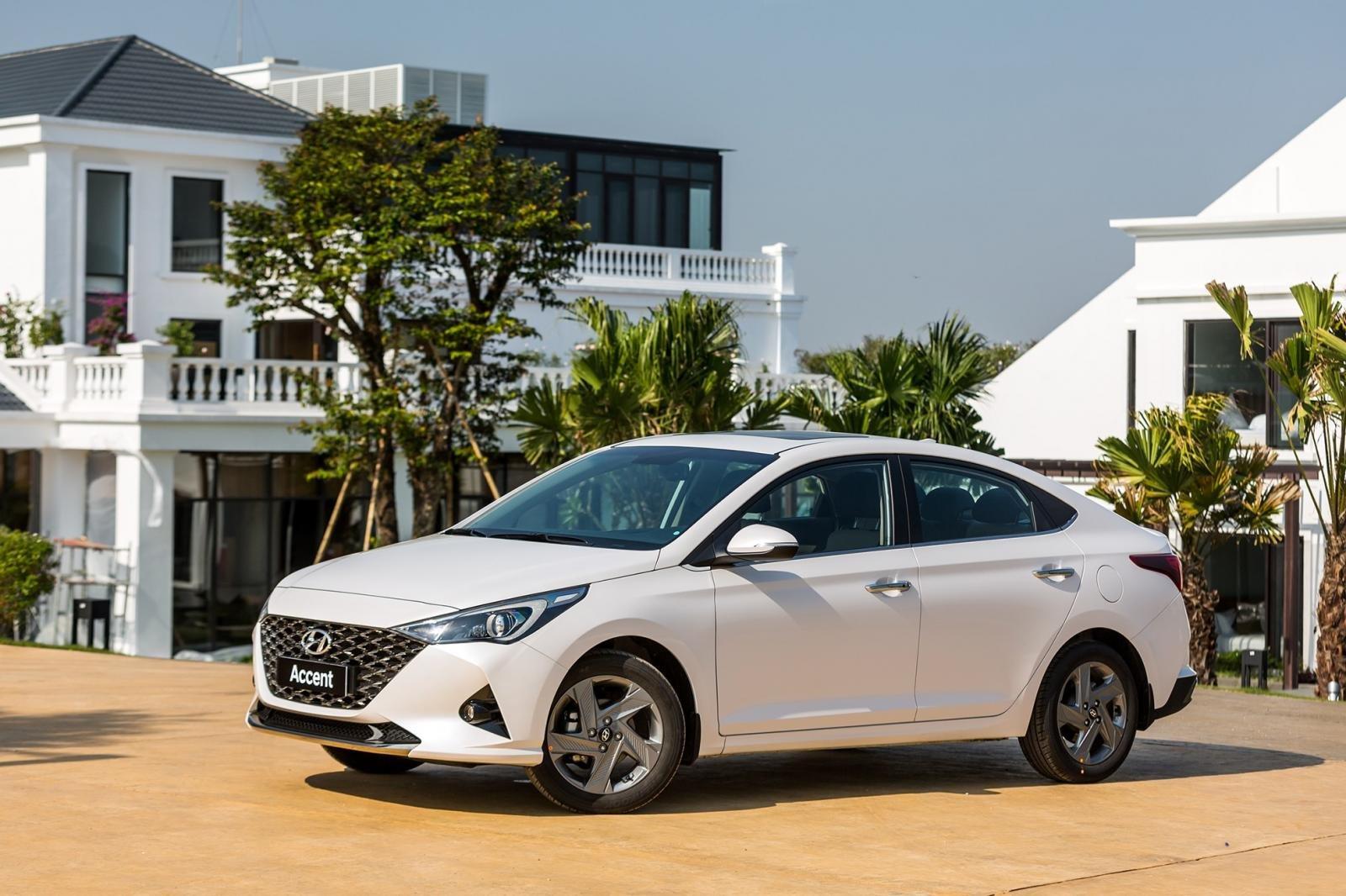 Hyundai Accent 2021 ra mắt thị trường Việt 1