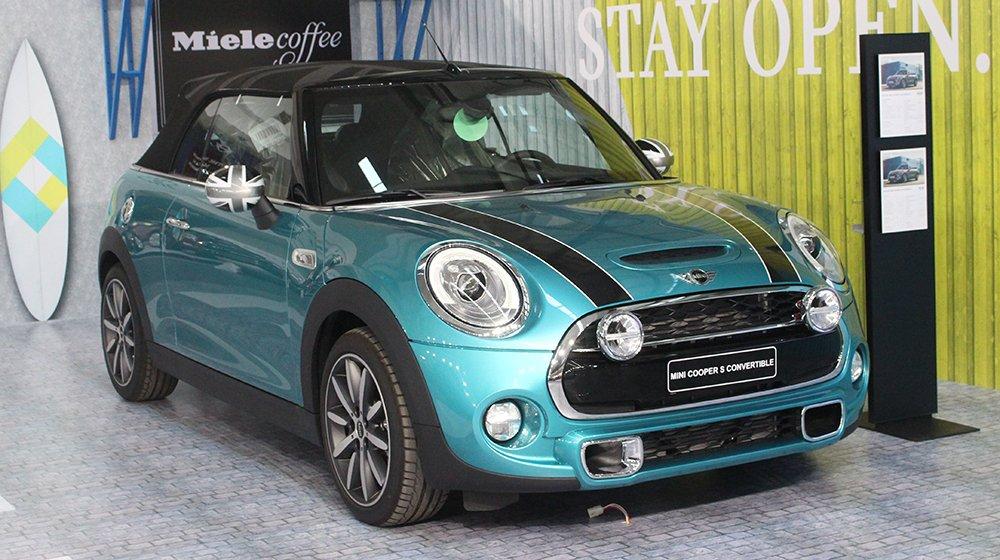Giá xe Mini mới nhất tại Việt Nam.