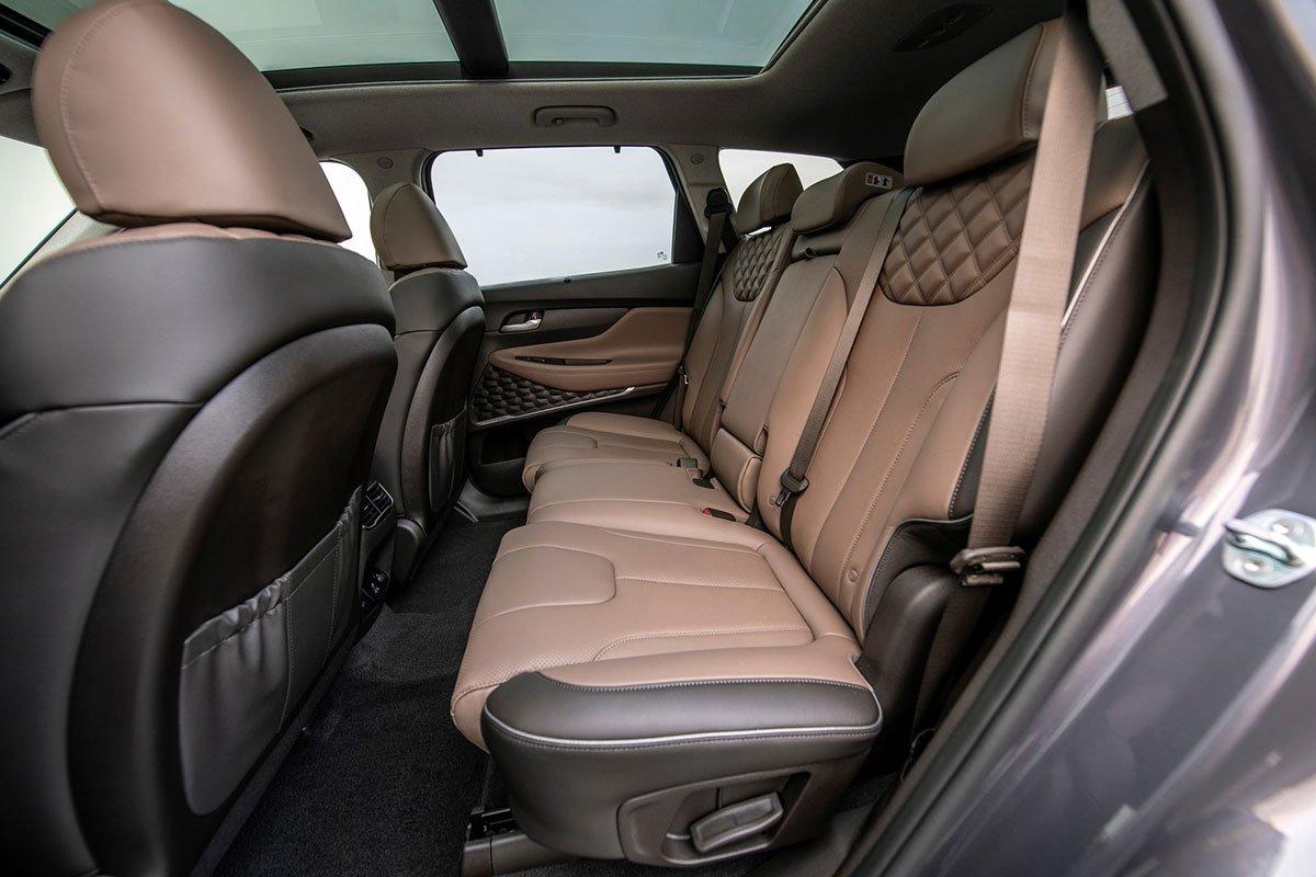 Chiêm ngưỡng vẻ đẹp của Hyundai Santa Fe 2021 sắp bán ở Việt Nam a16