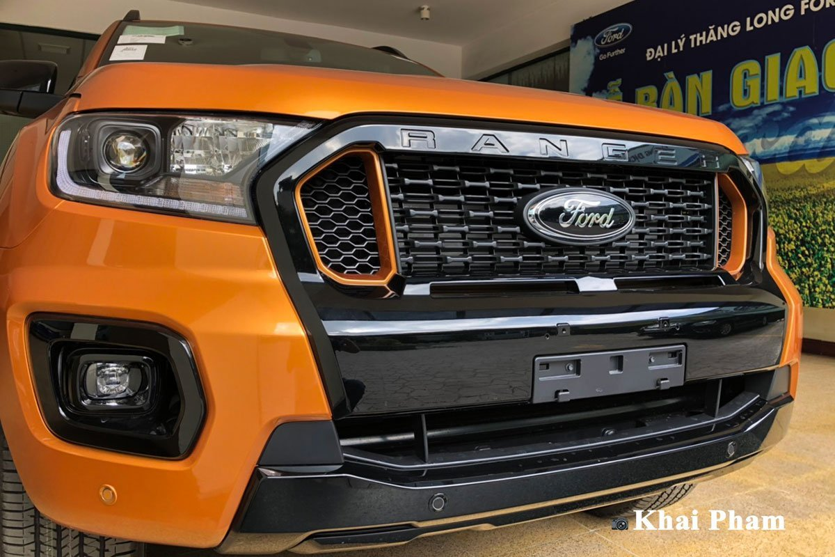 Ngoại thất xe Ford Ranger 2021 1.