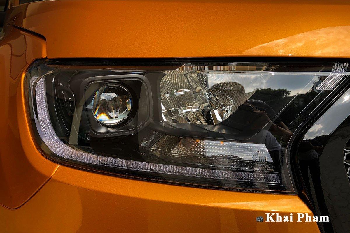 Ngoại thất xe Ford Ranger 2021 3.