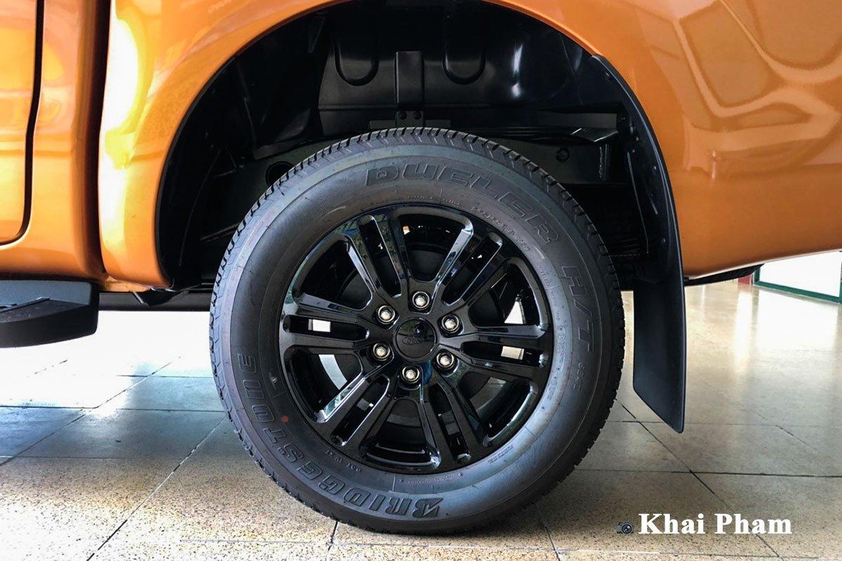 Ngoại thất xe Ford Ranger 2021 4.