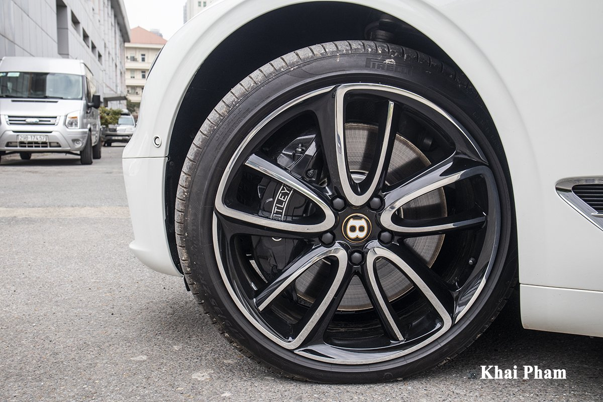 Ảnh La-zăng xe Bentley Continental GT 2021
