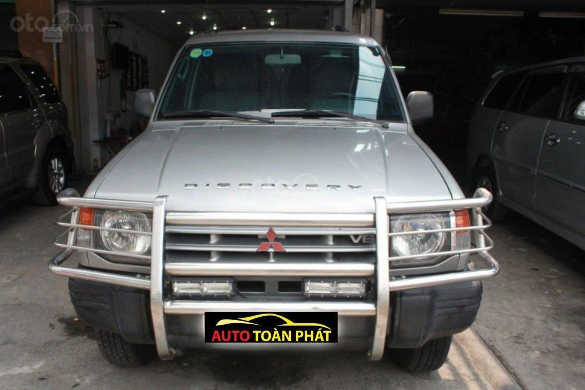 Xe Mitsubishi Pajero 3.0 2004 - giá 190 triệu (1)