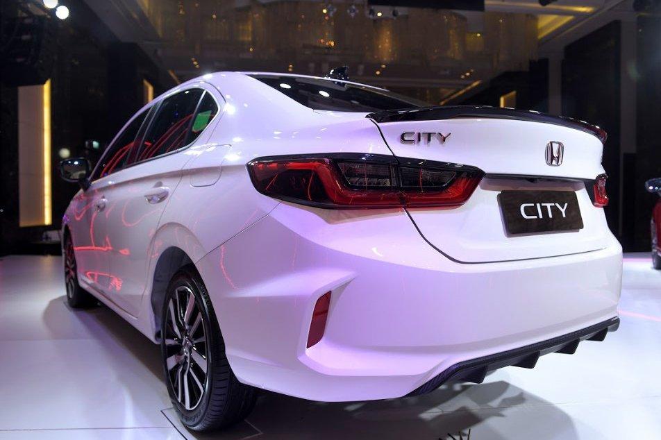 Honda City 2021 chính thức ra mắt - Ảnh 2.